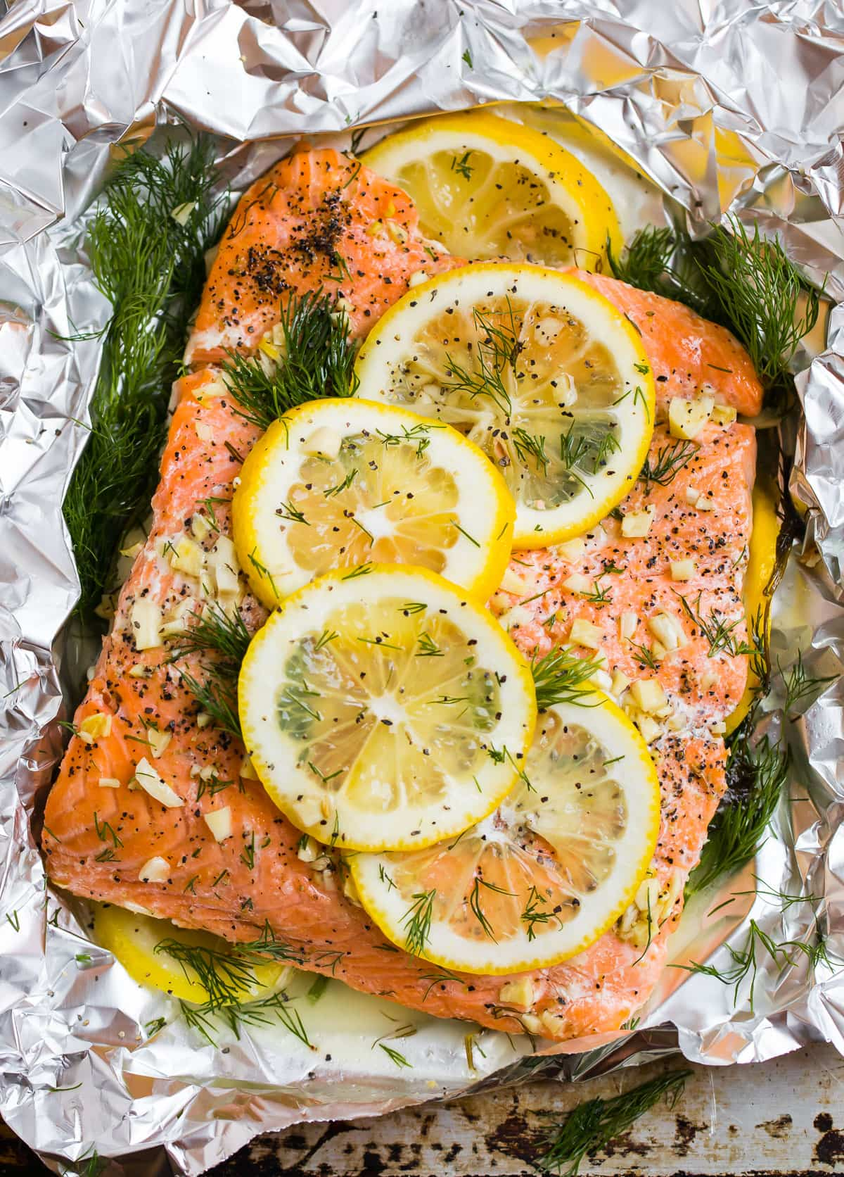 Grilled Salmon In Foil Easy And Perfect Every Time
