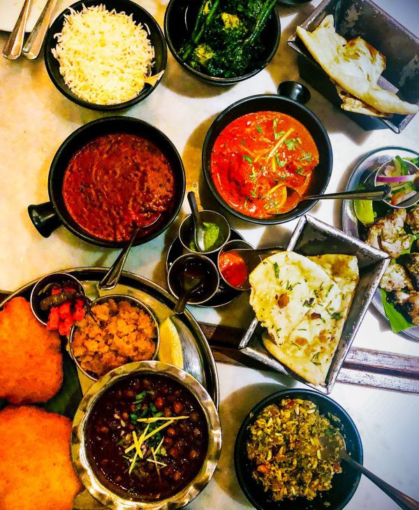 Best Indian food in London at Dishoom