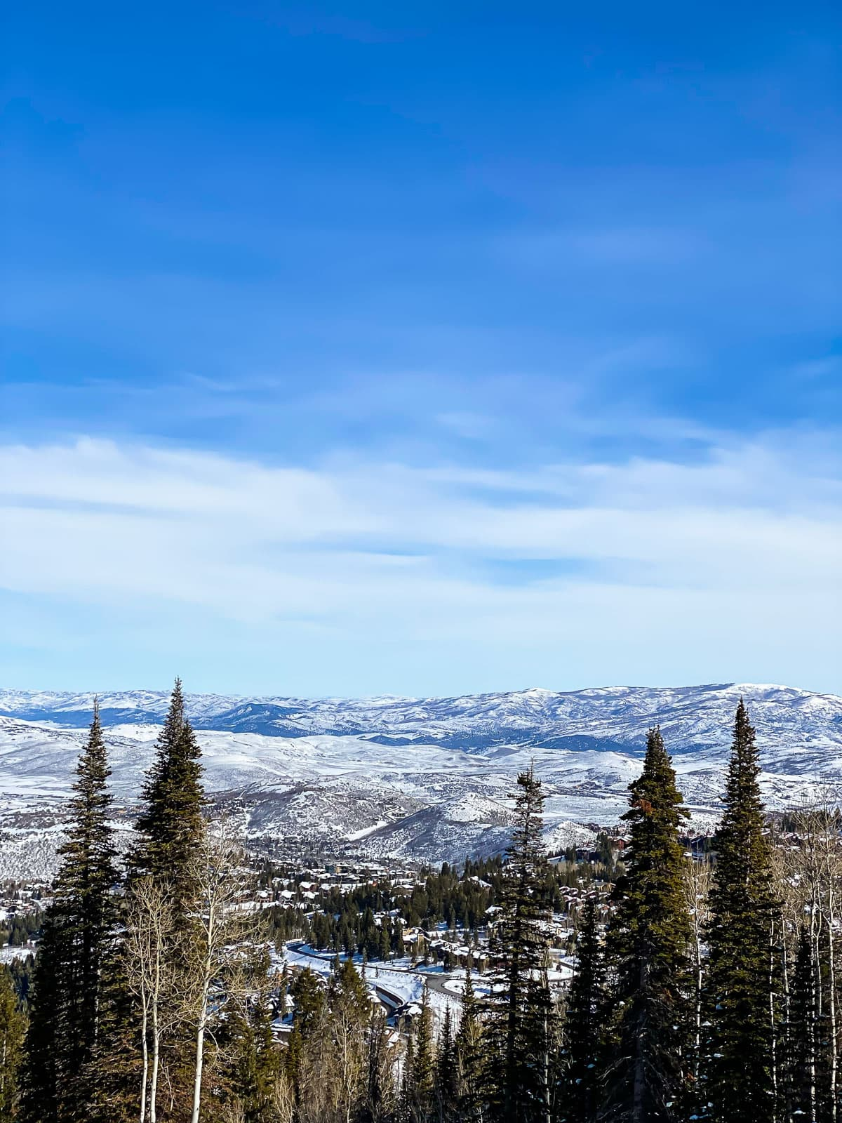 Deer Valley Mountain View