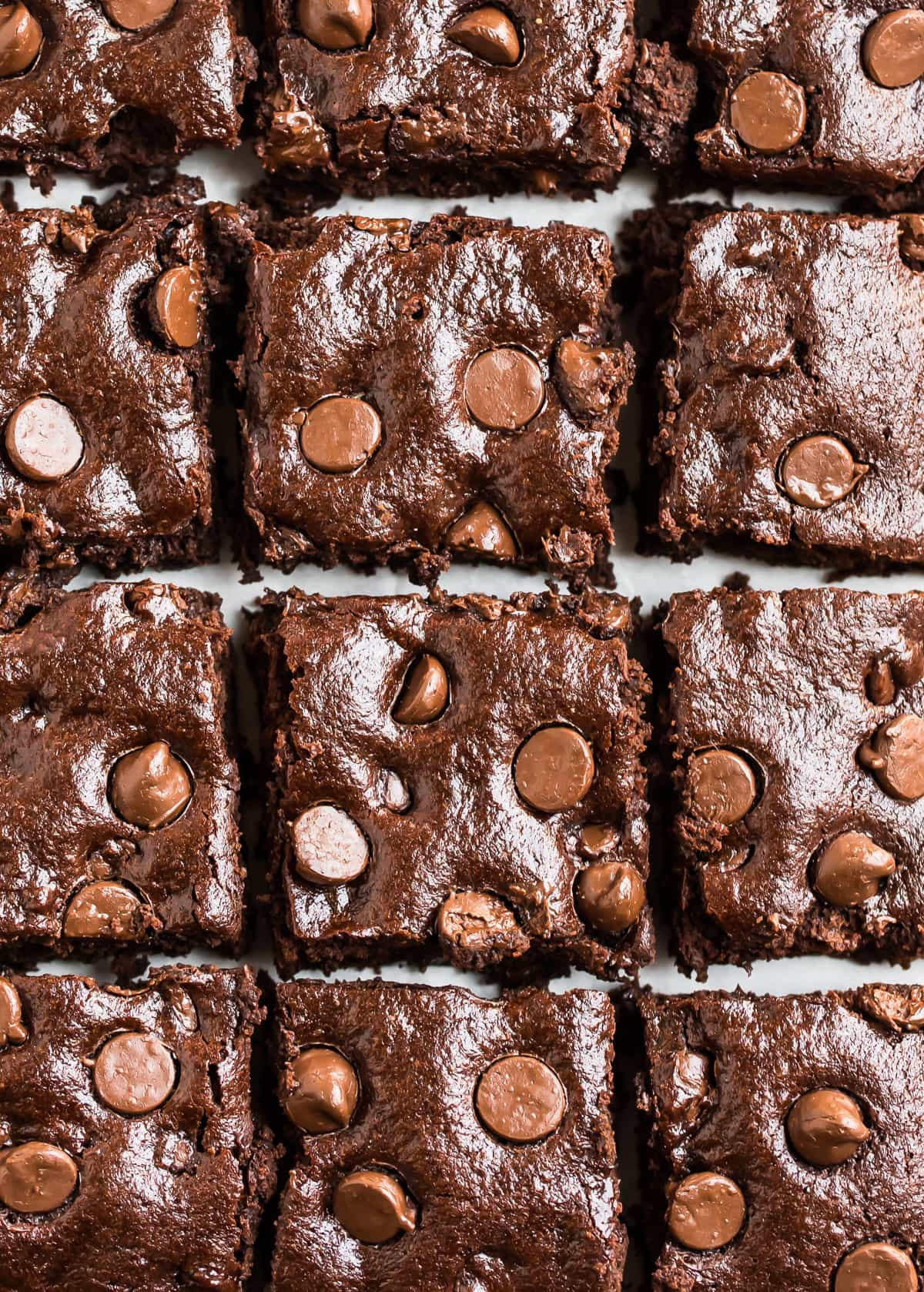 Vegan Brownies Easy Extra Fudgy Recipe Wellplated Com