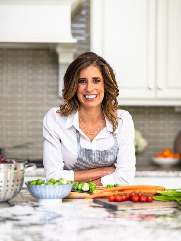 Erin Clarke, author of The Well Plated Cookbook and Well Plated by Erin healthy food blog
