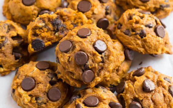 The best healthy pumpkin cookies