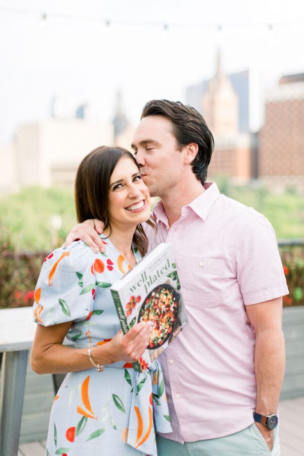 Erin Clarke and Ben Clarke
