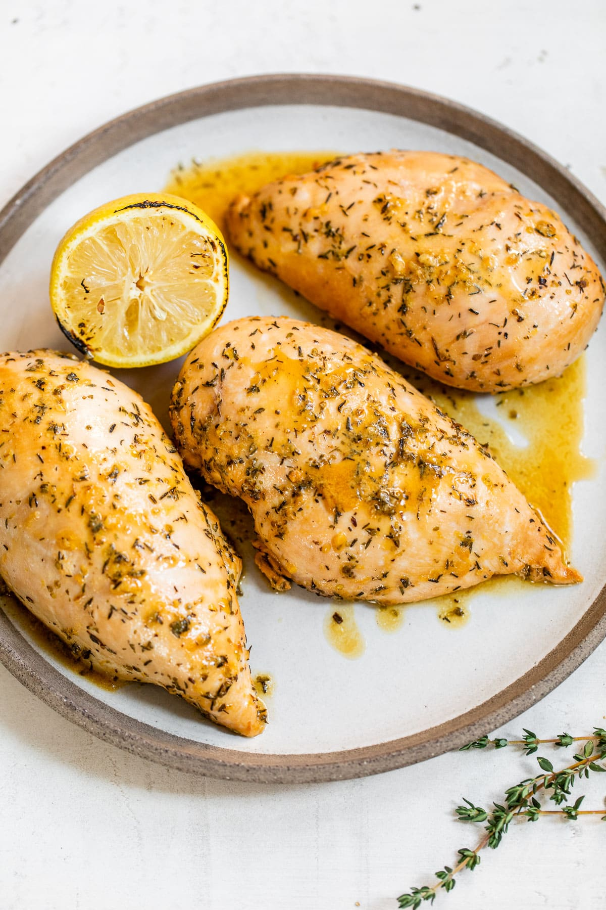 Delicious chicken marinade for baking chicken