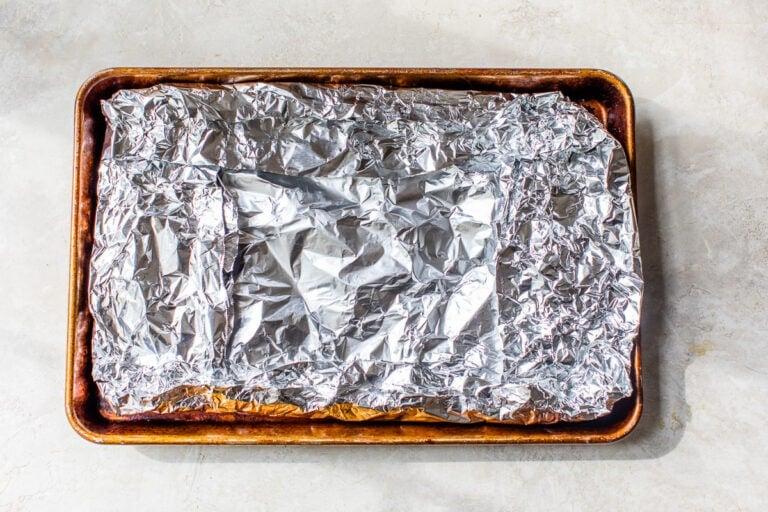 foil for grilling