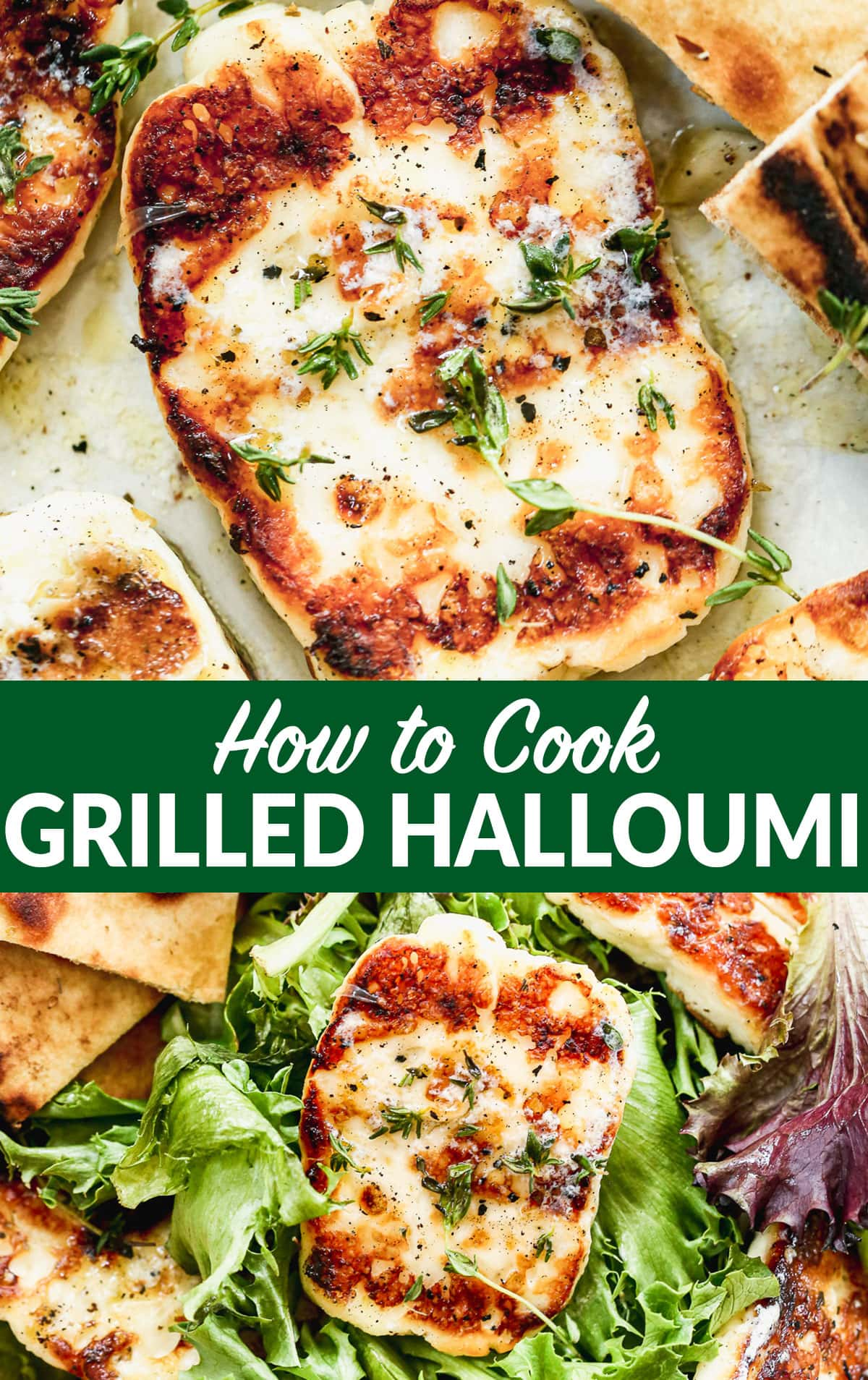 Best Grilled Halloumi Cheese Recipe