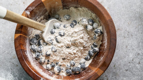 blueberry buckle mix