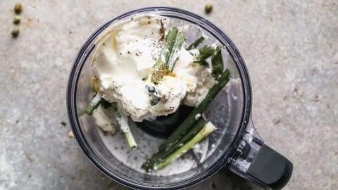 easy potato salad homemade dressing