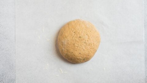 whole wheat rosemary olive oil bread dough