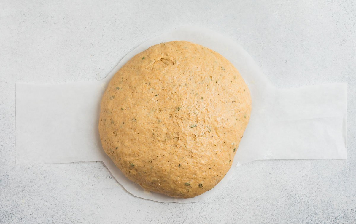 rosemary olive oil bread dough